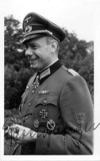 Erich Bärenfänger in the Crimea.