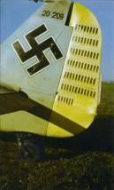 Focke-Wulf Fw 190 A-2 Flown by Hauptmann Joachim Müncheberg, Stab II. / JG 26, Abbeville-Ducat/France, May 1, 1942, which showing 67 victory bars.