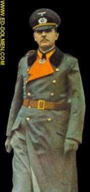 Field Marshal Siegmund Wilhelm List