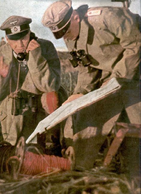Generalleutnant Walter Hoernlein