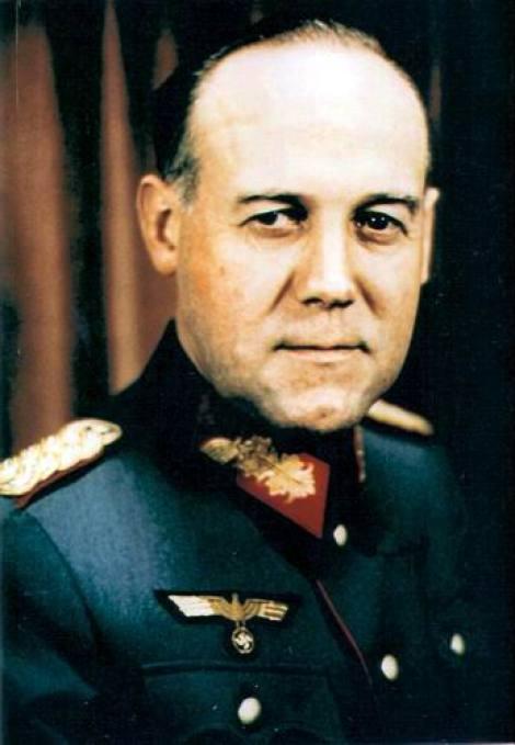 Generalmajor Walter Scherff
