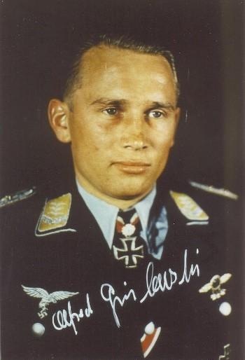 Hauptmann Alfred Grislawski