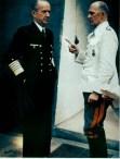 Großadmiral Karl Dönitz and Generaloberst Alfred Jodl.
