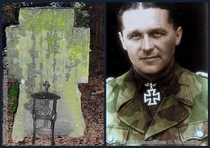 Grave of Hans Waldmüller