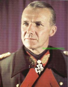 General der Panzertruppe Traugott Herr.