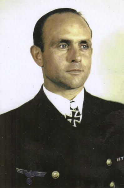 Korvettenkapitän Heinrich Hoffmann