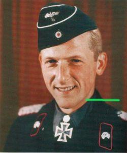 Major Clemens-Heinrich Graf von Kageneck
