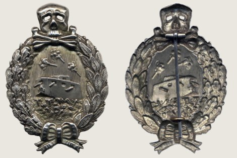 Tank Crew Commemorative Badge