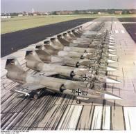 Luftwaffe, F-104 Starfighter.