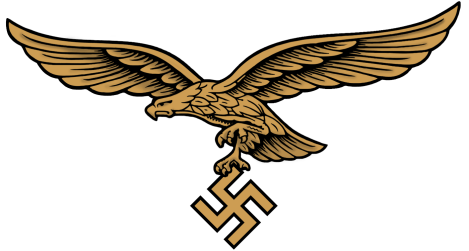 Emblem of the Luftwaffe.