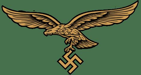 Emblem of the Luftwaffe.
