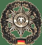 Baret insignia of the Feldjäger.