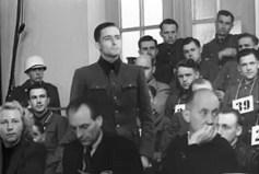 Joachim Peiper at Malmedy trial.