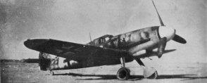 Messerschmitt Bf 109G.