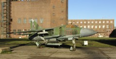 MiG-23ML of JG-9 squadron, displayed since 30 April 2010 at the Rechline Aerotechnology Museum.