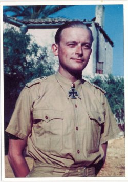 Major Helmut Naumann