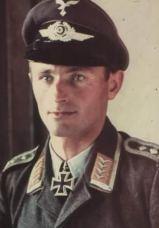 Oberfeldwebel Albert Spieth