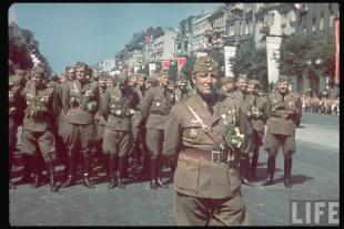 Oberstleutnant Hans Seidemann - Stabschef of the Condor Legion.