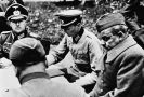 October 24, 1941 German officers interrogate a Russian Colonel.