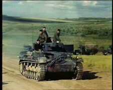 Panzer IV in the summer.