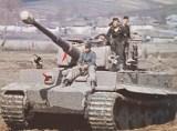 Tiger of Schwere Panzer Abteilung 506 in Russia, 1944.