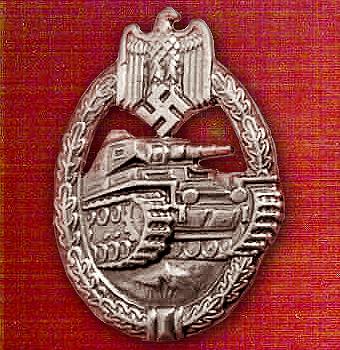 Panzer Badge