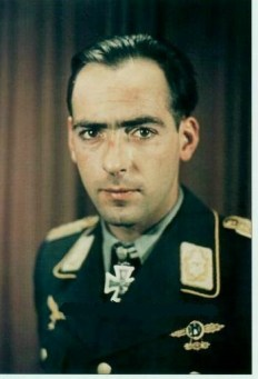 Dietrich Peltz as a Generalmajor.