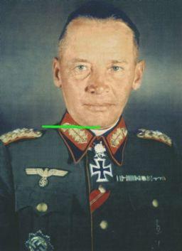 Generalleutnant Georg-Wilhelm Postel.