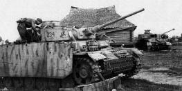 PzIII L60 and PzIV L48 on the Eastern Front.