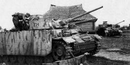Panzer III and Panzer IV on the Eastern Front.
