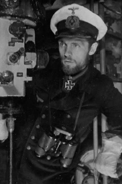 Kriegsmarine Officers – U-Boat Commanders   Historical ...