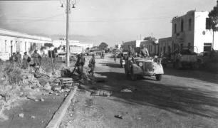 Rommel at Tobruk.