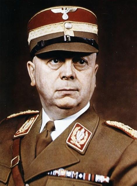 SA-Stabschef Wilhelm Schepmann