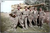 SS Panzer-Regiment 2, 2.SS Panzergrenadier-Division Das Reich.