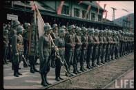 Schwarzach/St. Veith during Hitler's Austrian Anschluss referendum.