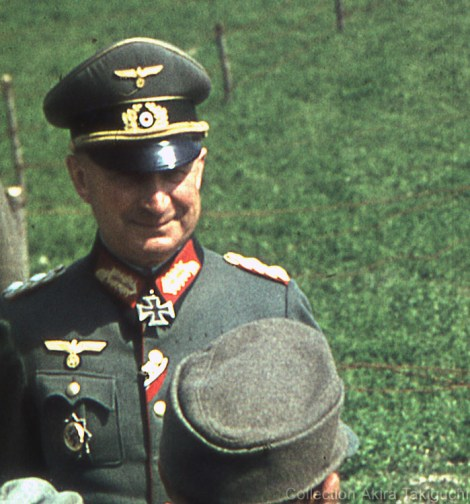 General der Artillerie Johann Sinnhuber