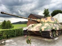 King Tiger 213 - December 44 Historical Museum - La Gleize, Belgium.