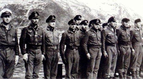 The crew of U-307.