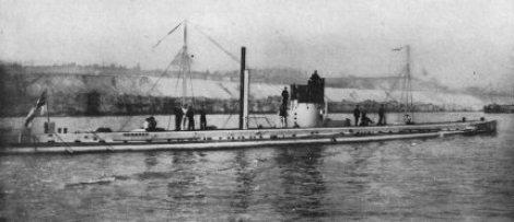 U-9, 1910.
