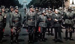 Fedor von Bock in Paris, 1940.