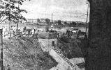 German bunker on Kierbiedź Bridge, July 1944.