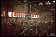Weitzinger Factory at Graz during Hilter's Austrian Anschluss referendum.