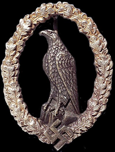 Flyer's Commemorative Badge