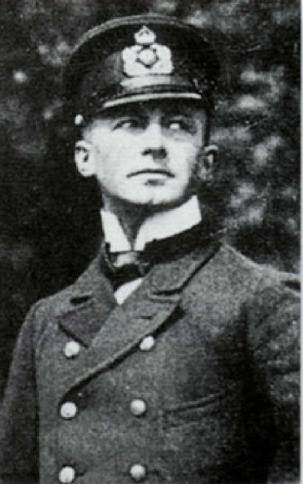 Kapitanleutnant Heinrich Mathy