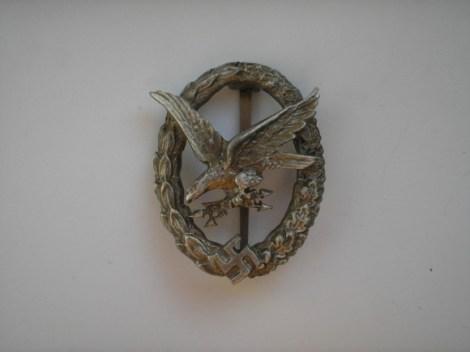 Radio Operator Badge