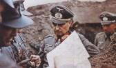 Walter Model with Generalleutnant (later General der Infanterie) Friedrich Schulz.