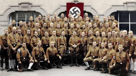 Adolf Hitler and the early Nazi Party.