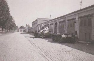 8,8cm PaK 43/1 L/71 auf Gsw III/IV (Sf) SdKfz 164 Nashorn.