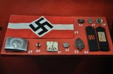 Some Nazi memorabilia. The UK market is worth several millions of pounds.