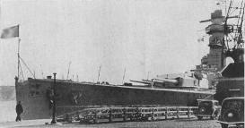 Admiral Graf Spee.